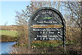 SE3403 : TPT sign at Kendal Green by Dave Pickersgill