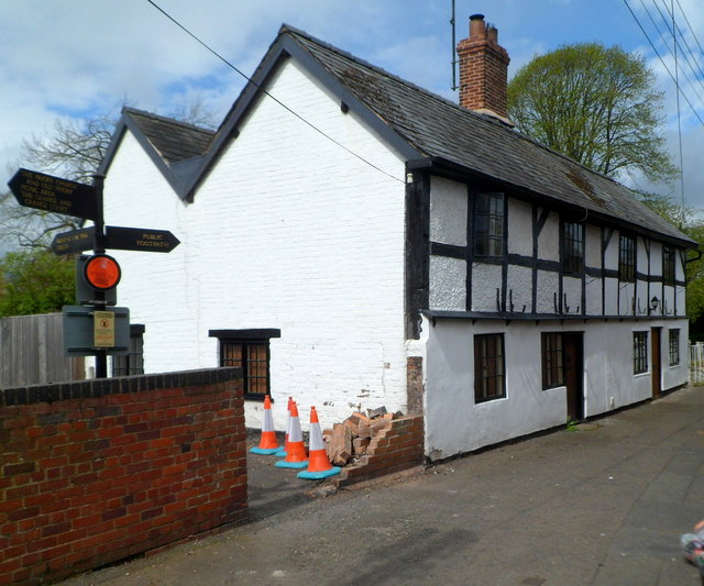 15 and 17 The Priory, Leominster