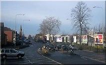 TA0828 : Traffic lights, Anlaby Road by Derek Harper