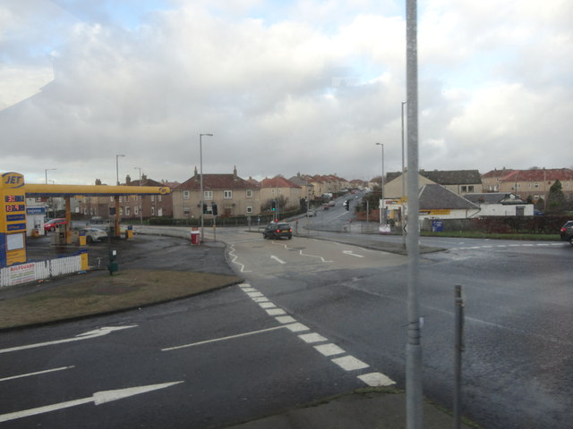 Stevenston Roundabout