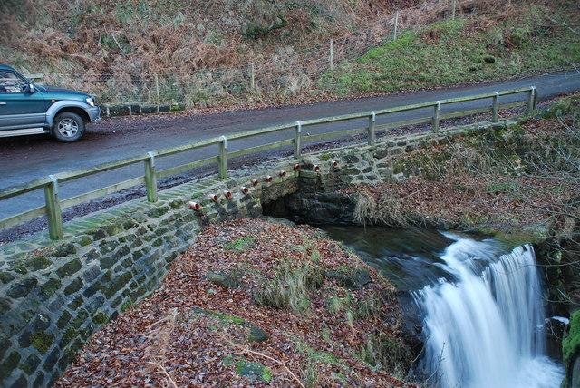 Ford at Hazel Head Wood, Blow Gill