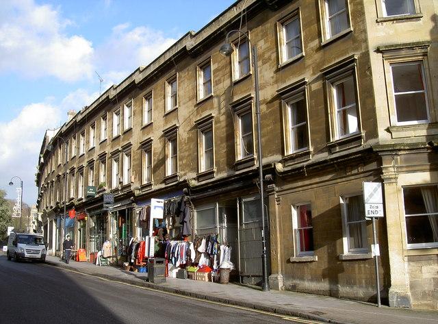 Walcot Street