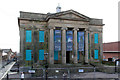 SD9205 : The old Town Hall, Oldham by Alan Murray-Rust