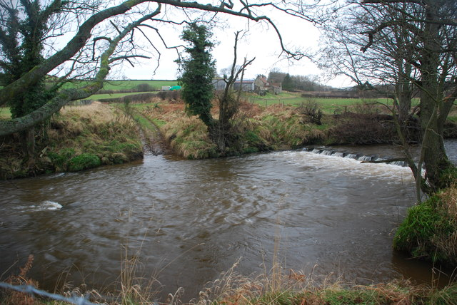Ford and Stepping Stones at Glaisdale