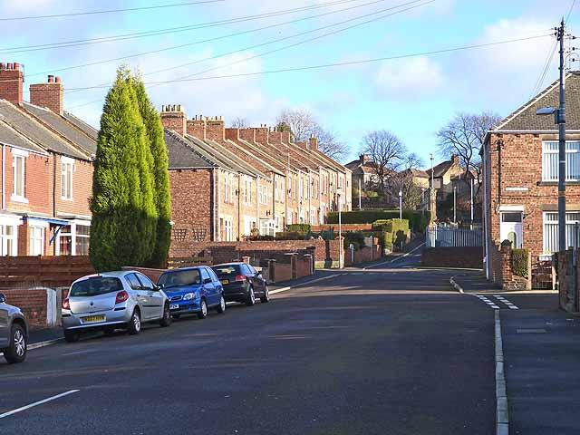 Jones Street, Birtley