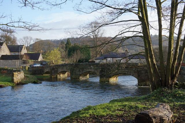 Holme Bridge, Bakewell (2)
