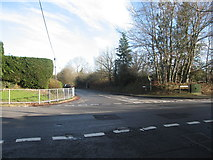SU8135 : Junction near Headley Mill by David960