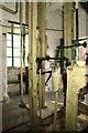 SK3899 : Elsecar Newcomen Engine - valve gear by Chris Allen