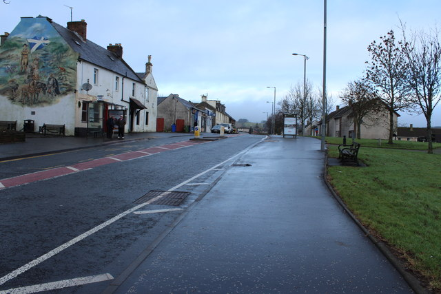 A76 Castle, New Cumnock