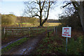 TL8688 : Training area near Croxton by Stephen McKay