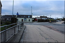NS6113 : Mini Roundabout, New Cumnock by Billy McCrorie