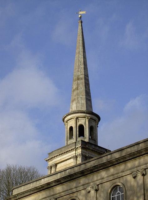 St Swithin's spire