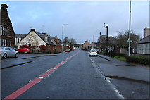 NS6113 : A76 to Kilmarnock at New Cumnock by Billy McCrorie