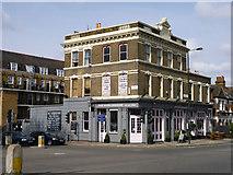 TQ2575 : The Hurlingham by Robin Webster