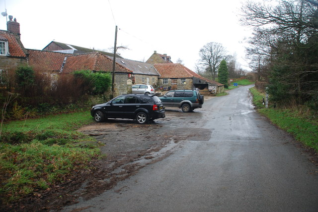 Sneatonthorpe Ford