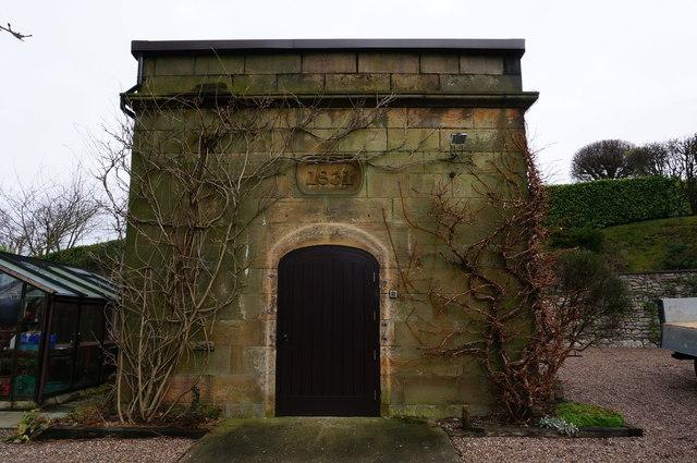 Former Waterhouse, Bakewell