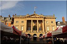 SK7953 : Newark Town Hall by Richard Croft
