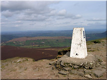 SO2718 : Summit area of Sugar Loaf by Trevor Littlewood