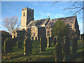 NU2322 : Holy Trinity Church, Embleton by Karl and Ali