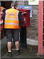 SX2862 : Menheniot: postbox № PL14 94 by Chris Downer