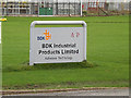 TM2339 : BDK Industrial Products Ltd sign by Adrian Cable