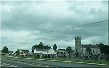 N3231 : The Catholic Chapel at Durrow on the N52 by Eric Jones
