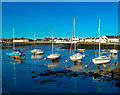 NX4736 : Isle of Whithorn by Andy Farrington