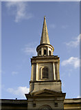 ST7565 : St Swithin's spire from The Paragon by Neil Owen