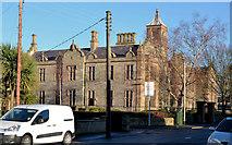 J4873 : Newtownards Model School (1) by Albert Bridge
