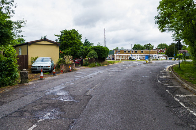 Povey Cross Road