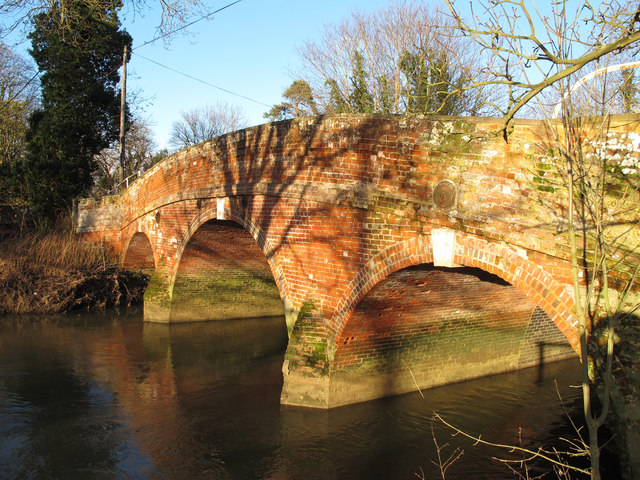 Blackwater Bridge, Wickham Bishops
