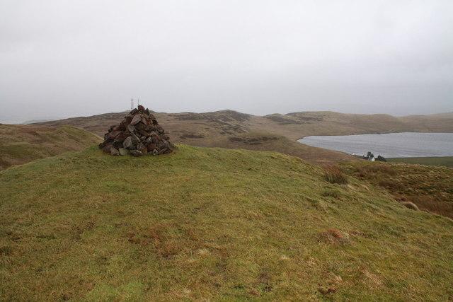 Hillside Hill summit