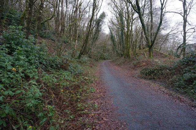 Drakes Trail cycle path