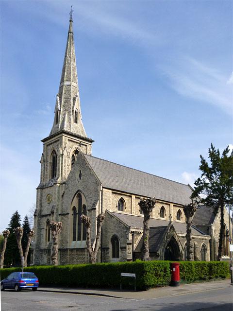 Putney Polish Roman Catholic church