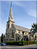 TQ2374 : Putney Polish Roman Catholic church by Robin Webster