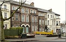 J3272 : Nos 72-78 Wellington Park, Belfast - 2014 (1) by Albert Bridge