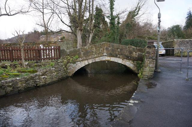 Milford Bridge, Castle Street, Bakewell