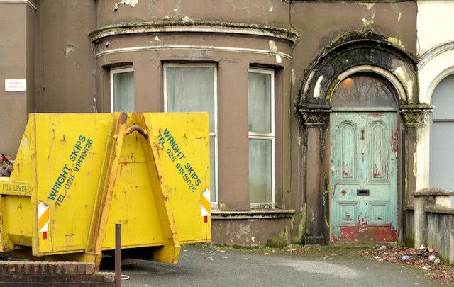 Nos 72-78 Wellington Park, Belfast - 2014 (3)