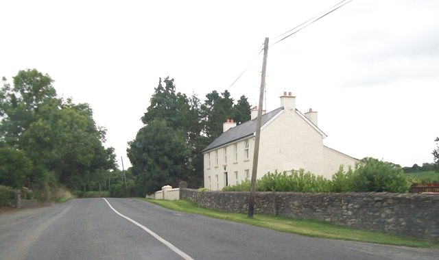 Elegant farmhouse on the Newcastle Road at Diralagh