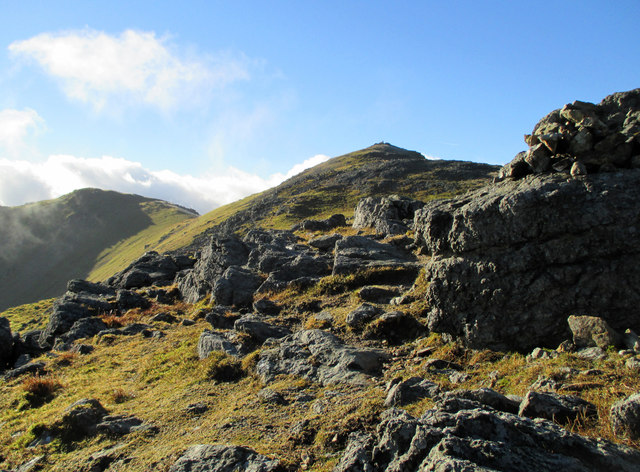 On the path to Arenig Fawr