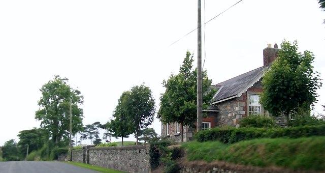 The former Cormeen National School