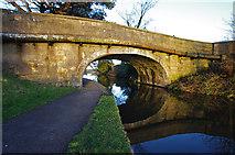 SD4760 : Bridge 95, Lancaster Canal by Ian Taylor