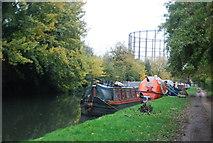 TQ2282 : Grand Union Canal - Paddington Branch by N Chadwick