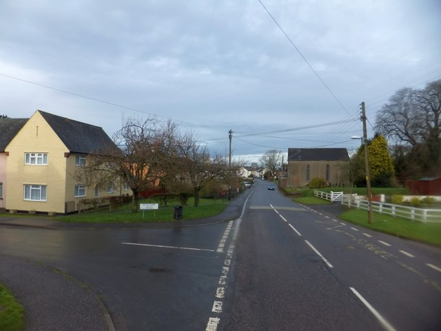 Fore Street, Witheridge