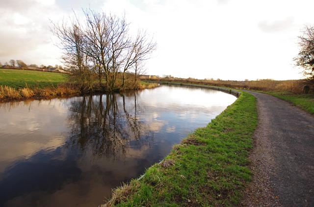Lancaster Canal, near Beaumont