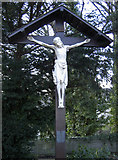 ST7565 : Memorial crucifix by Neil Owen