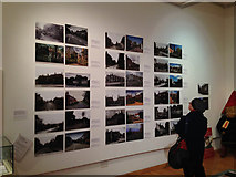 SP3165 : Then and now photographs, Leamington Art Gallery and Museum by Robin Stott