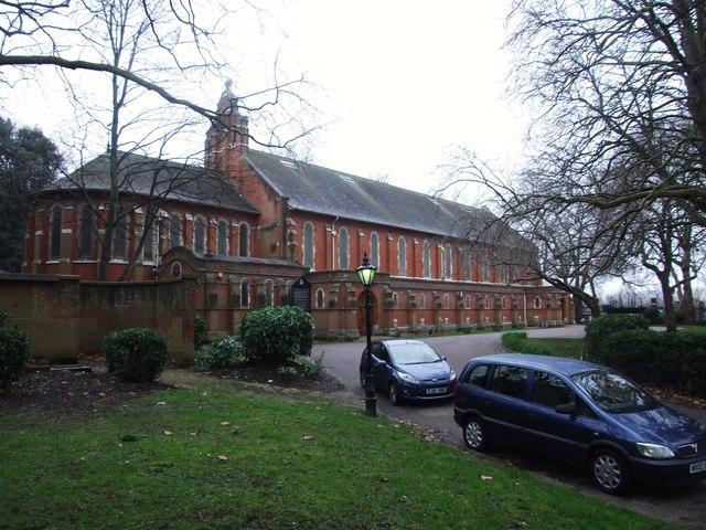 St. George's, Chatham Dockyard