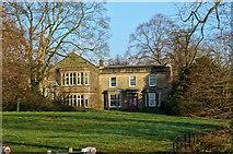 SK2169 : Aldern House, Baslow Road, Bakewell by Peter Barr