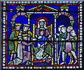 TR1557 : Stained Glass Window (nXV,28), Canterbury Cathedral by Julian P Guffogg